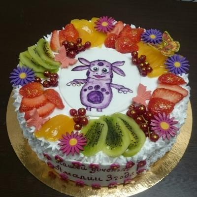 Торт №1, за кг
