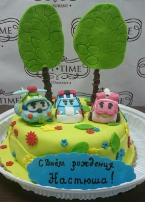 Торт №3, за кг