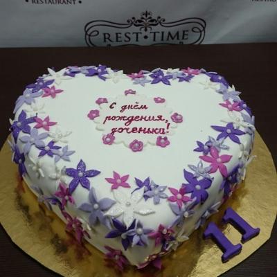 Торт №8, за кг