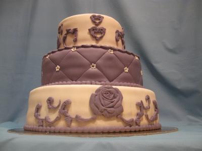 Торт Сиреневый туман 5кг