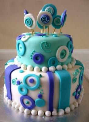 Торт Сладкий  3,5кг