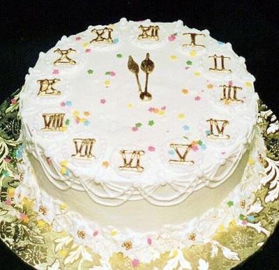 Торт новогодний №5  2,5кг
