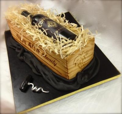 Торт Вино 3кг