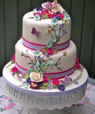 Торт Свадебный №13  7кг