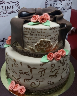 Праздничный торт Изабелла 6кг