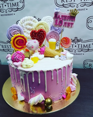 Торт детский Валерии за кг