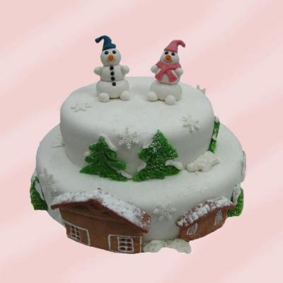 Торт Новогодний №3 4,5кг