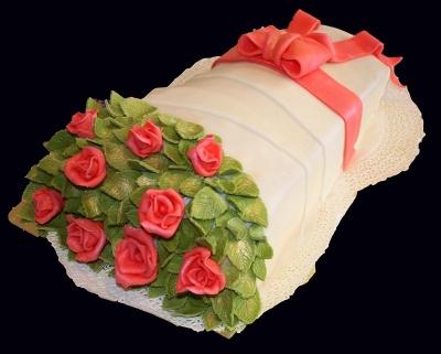 Торт Букет 3 кг