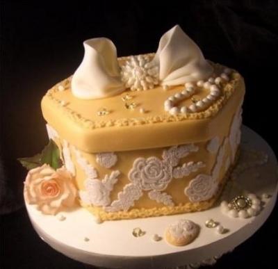 Торт Шкатулка 2,5кг
