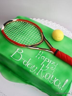 Торт Теннис  2,5кг